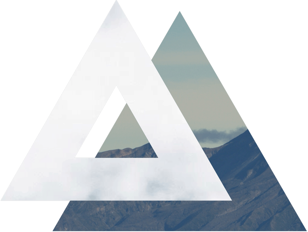triangles duo mountain