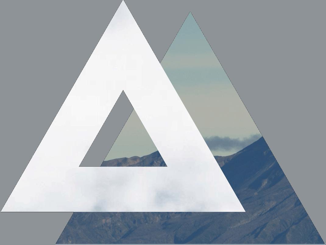 triangles duo mountain